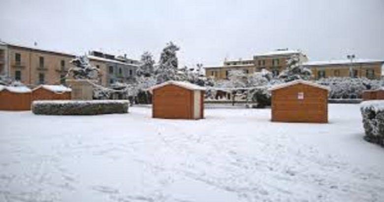 piano neve campobasso