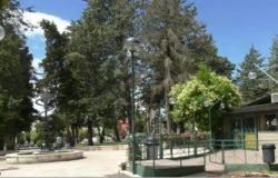 villa comunale isernia