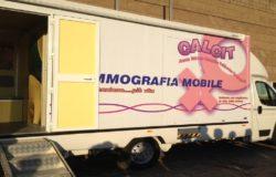 mammografo mobile