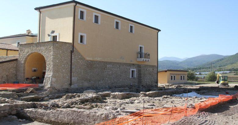 scavi archeologici le camerelle