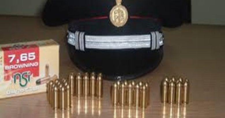 Cartucce pistola 7.5 Castel San Vincenzo