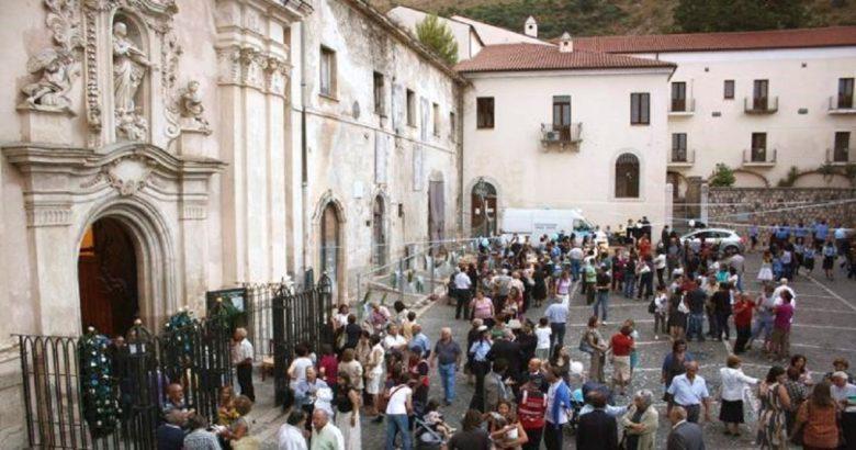 piazza san francesco venafro