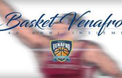 40 anni Basket Venafro