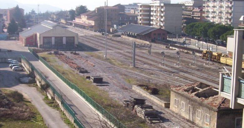 Parco Stazione Isernia