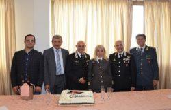 Tenente Colonnello Marco Cuccuini lascia il Comando Provinciale di Isernia, ringraziamenti e apprezzamenti