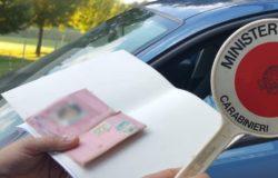 guida patente falsa Venafro