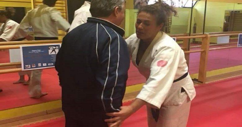 judo per non vedenti