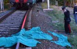 travolto dal trenotravolto dal treno