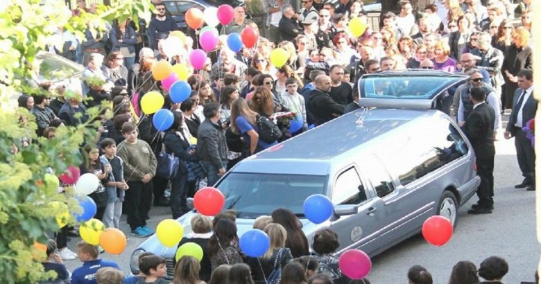 Funerale Enrico Falcinelli