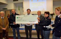 2.500 miglia per Telethon Polizia di Stato Campobasso
