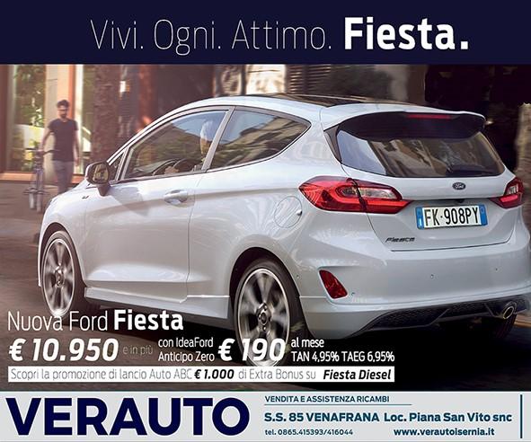 Verauto Ford Fiesta
