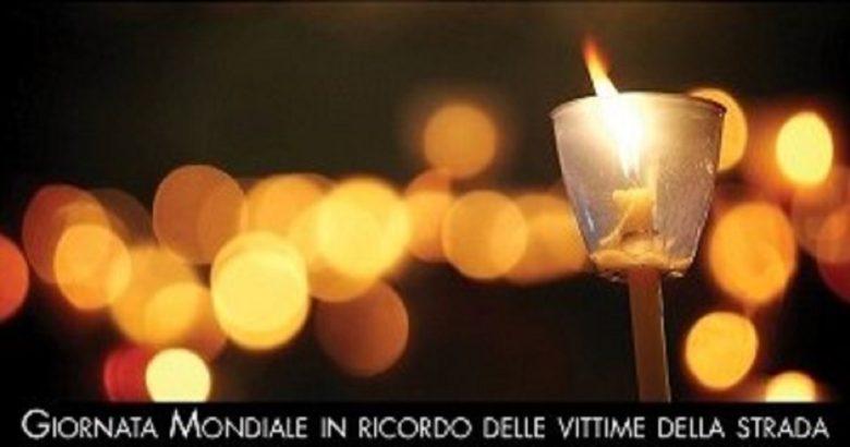 Giornata mondiale in memoria delle vittime della strada