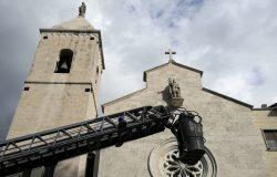 Immacolata Vigili del Fuoco Convento San nicandro