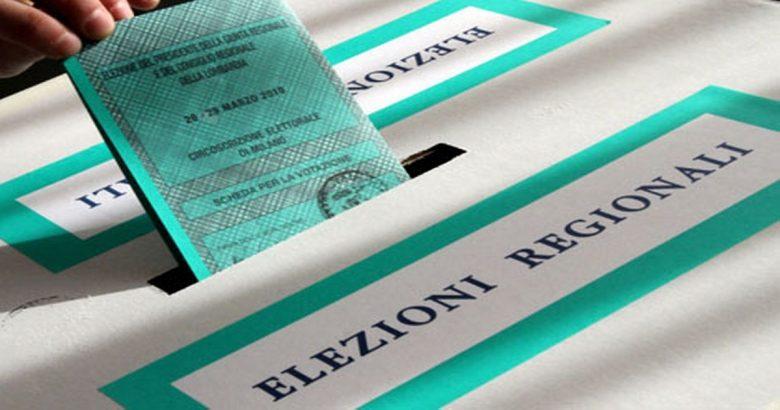 elezioni regionalielezioni regionali
