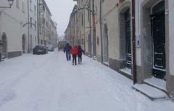 neve in provincia di isernia