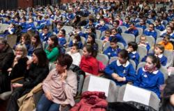 Campobasso, Scuola, Costituzione raccontata dai bambini, successo di partecipazione