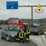 INCIDENTE - Scontro tra auto, sei feriti