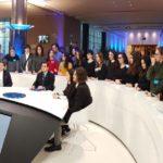 """VENAFRO – """"Orgogliosamente molisani"""", i ragazzi del Giordano volano al Parlamento Europeo"""