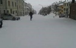 neve capracotta scuole chiuse