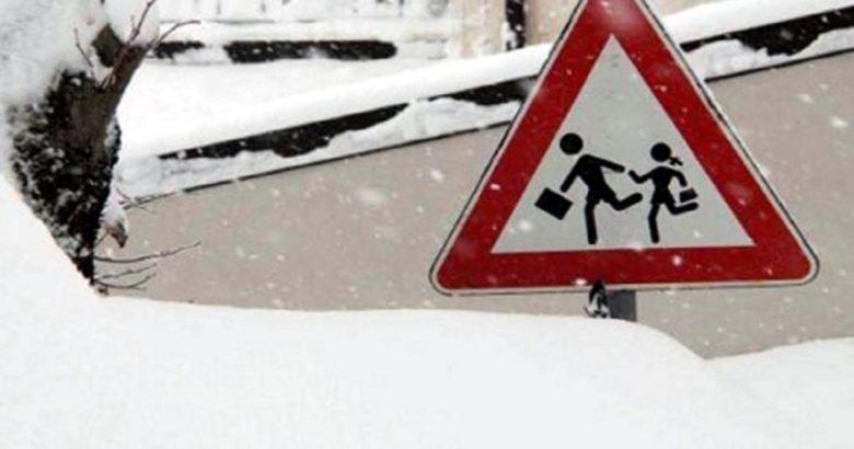 scuole chiuse molise neve