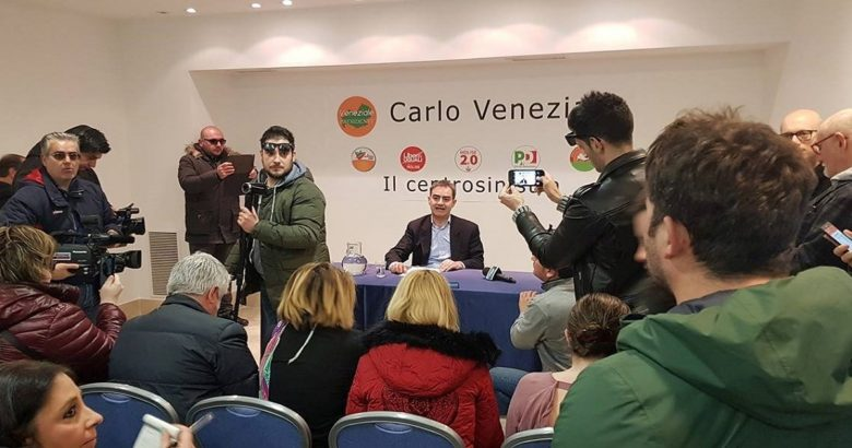 Carlo Veneziale Regionali Molise