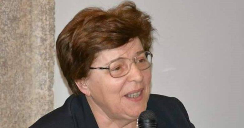 Vincenzina Scarabeo - presidentessa circolo San Nicandro