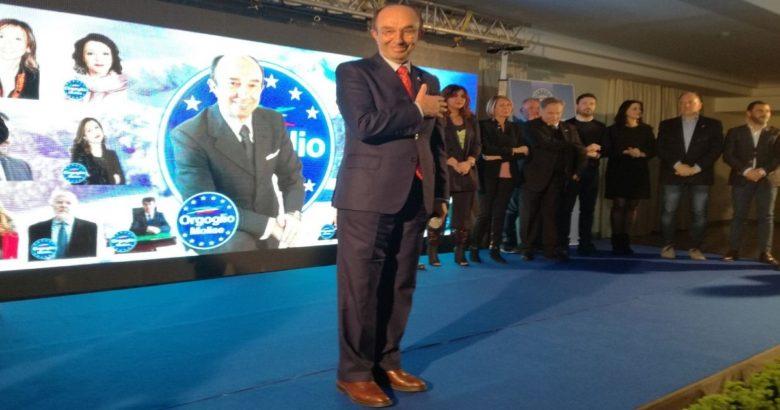 Vincenzo Cotugno Orgoglio molise presentazione lista