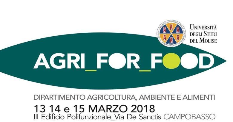 agri for food unimol