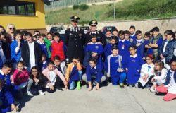 AGNONE - Piccoli Carabinieri per un giorno
