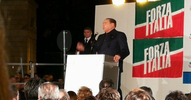 Berlusconi Campobasso Toma