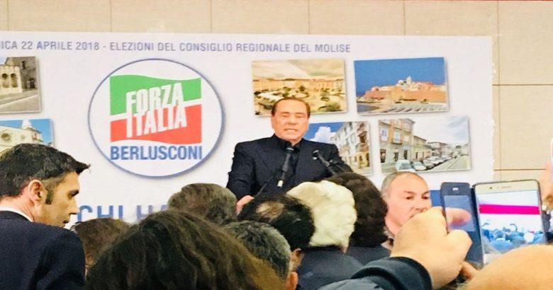 Berlusconi Isernia