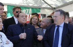 Berlusconi a Casacalenda
