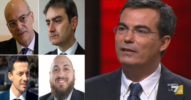 La7 candidati Molise