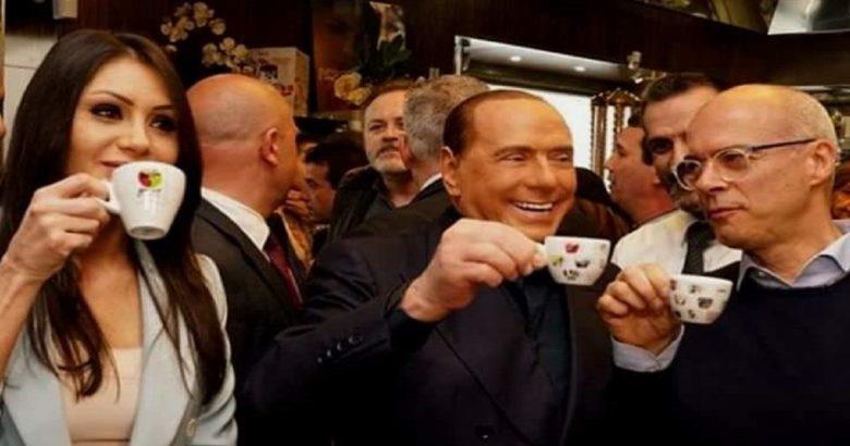 Toma Tartaglione Berlusconi
