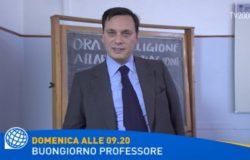 Buon giorno professore Campobasso
