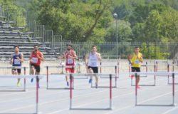 CNU - Atletica, corsa ad ostacoli
