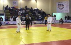 CNU - Prime medaglie nel judo