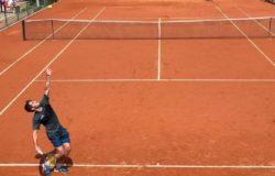CNU - Tennis. Doppio, i fratelli Luca e Domenico Scelzi del Cus Molise in semifinale
