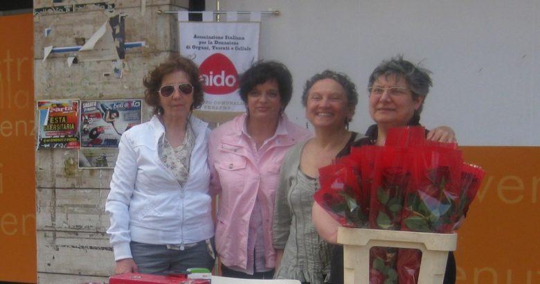 Giornata della Rosa Aido Venafro