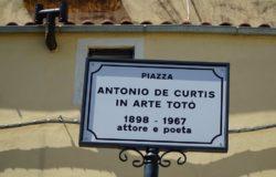Venafro piazza Totò