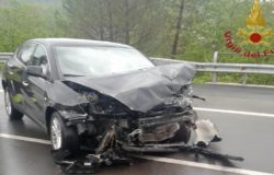 incidente stradale sessano del molise