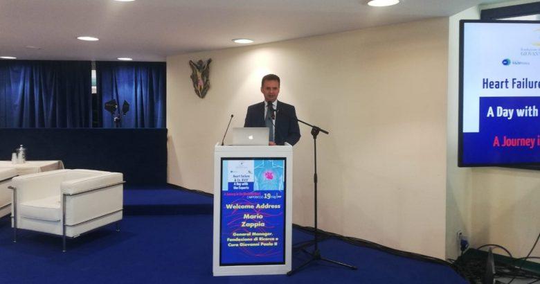 luminari cardiologia Fondazione giovanni paolo II