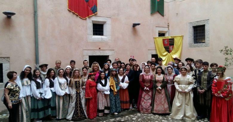 un pomeriggio al Castello tra storia e arte
