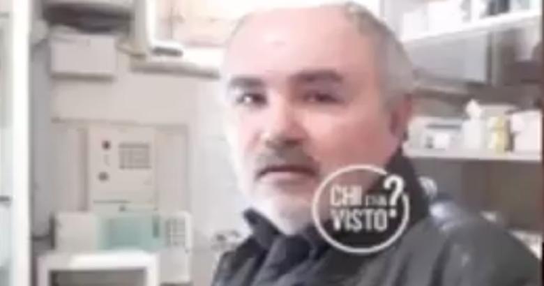 Farmacista scomparso Agnone