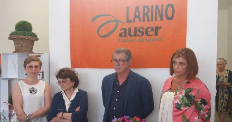 Inaugurazione sede Auser Larino