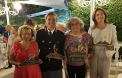 PREMIO ENTERPRISINGIRLS 2018 - Assegnato a Valeria Moffa dirigente della Scuola allievi agenti di Polizia di Stato di Campobasso