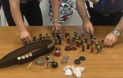sequestro CC munizioni e droga