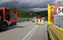 Incidente mortale Trignina