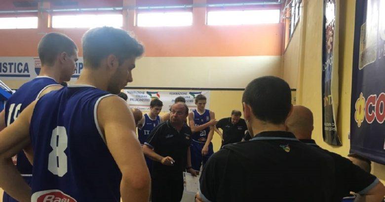 Italia coach Capobianco