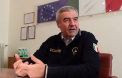 Angelo Borrelli protezione civile